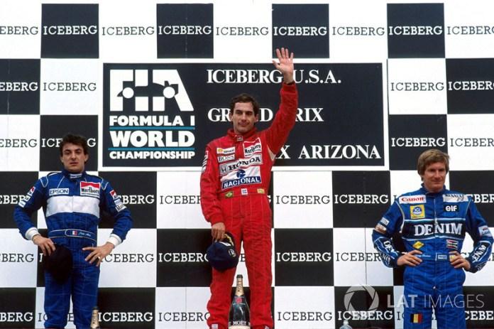 1990 GP de Estados Unidos