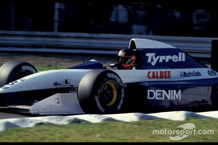 Tyrrell 020B