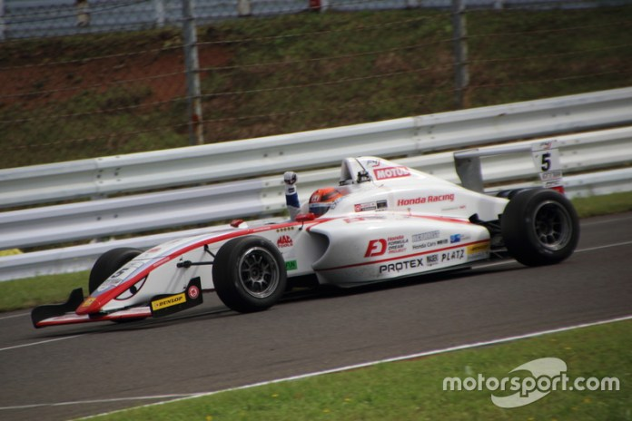 Yuki Tsunoda (HFDP / SRS / Kochira Racing