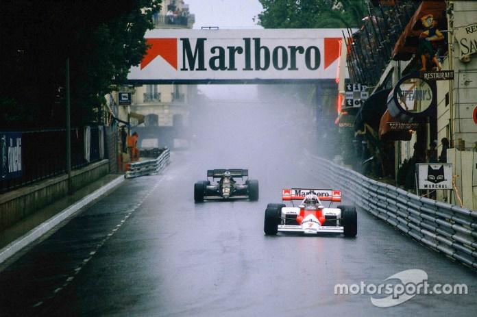1984: las últimas temporadas de Lotus