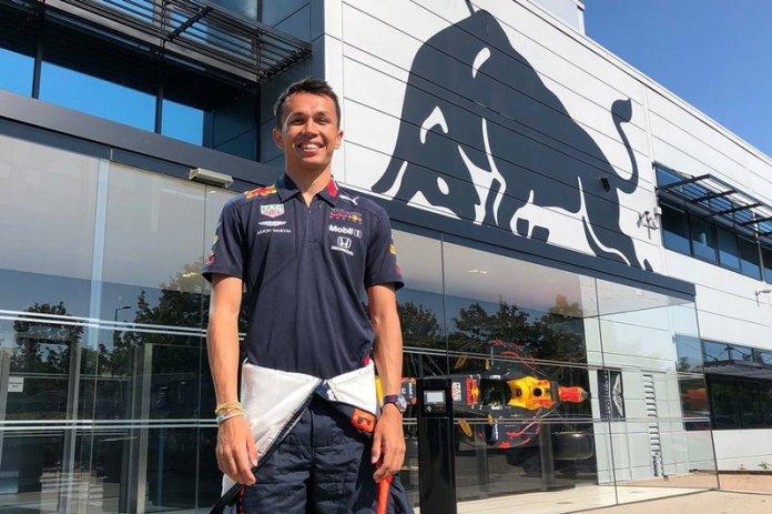 ¡Promovido a Red Bull!