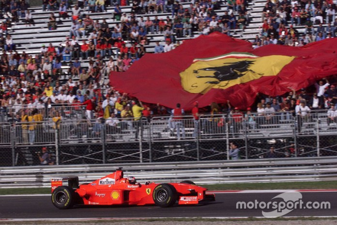 1998: Michael Schumacher, Ferrari F300