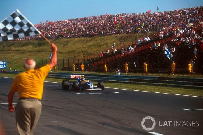 GP de Hungría de 1993