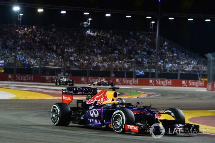 GP de Singapur 2013