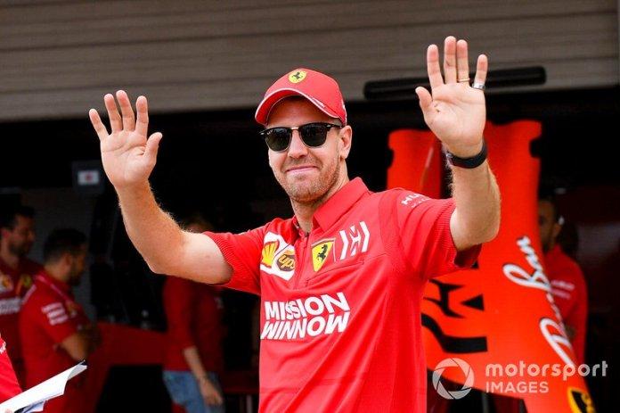 Sebastian Vettel pide seguridad... pero no se fía de los pronósticos