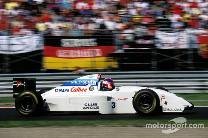 Ukyo Katayama, Tyrrell 022 (1994)