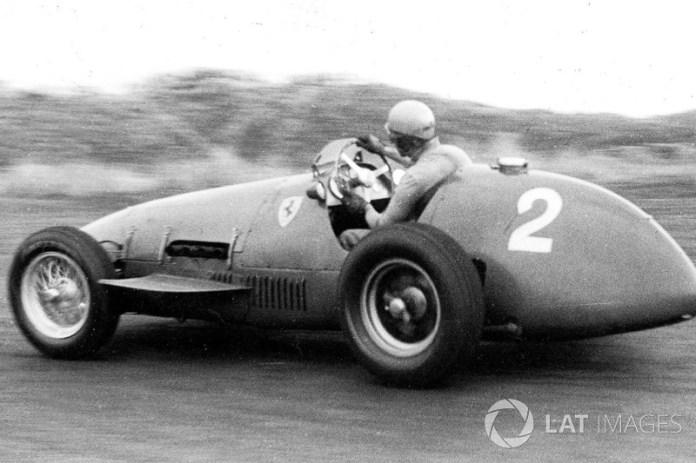 1952-1953: Ferrari 500