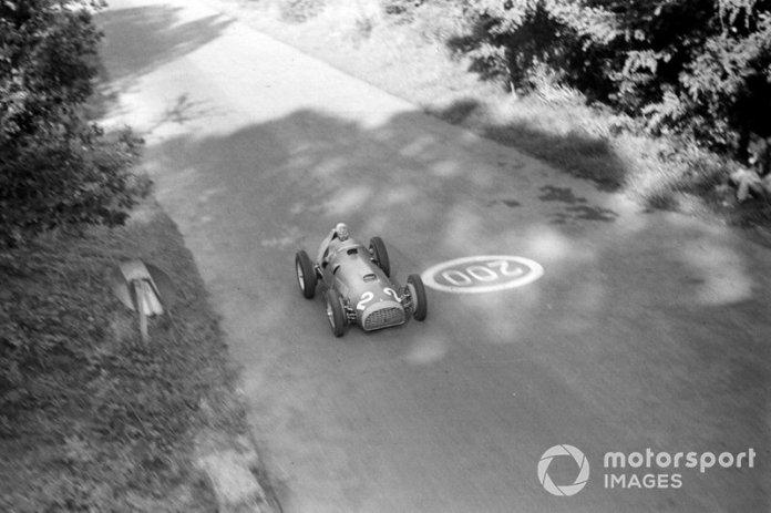 1951: Alberto Ascari, Ferrari 375