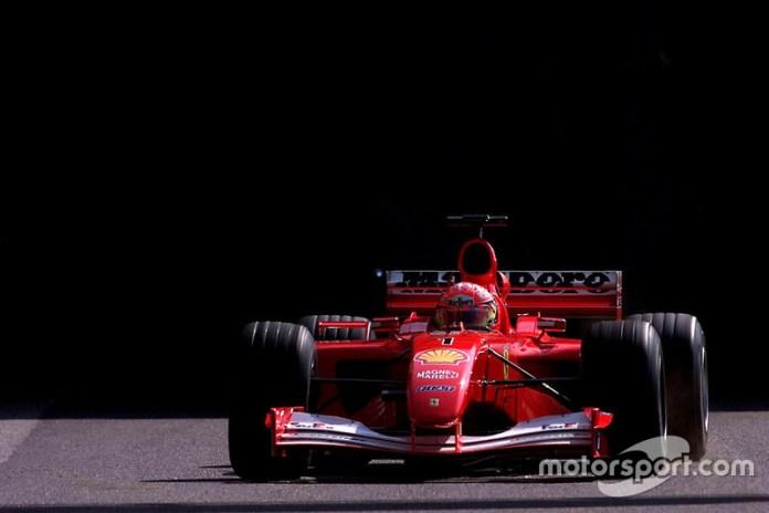 2001 Gran Premio de Mónaco