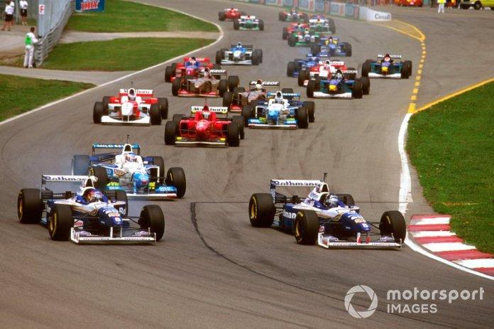 GP de Canadá de 1996