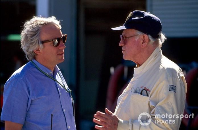 """""""Extraño a Senna. El era como un hijo para mí"""". Sid Watkins"""