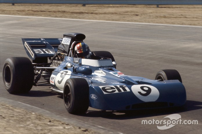 Tyrrell 002 (1971-72)