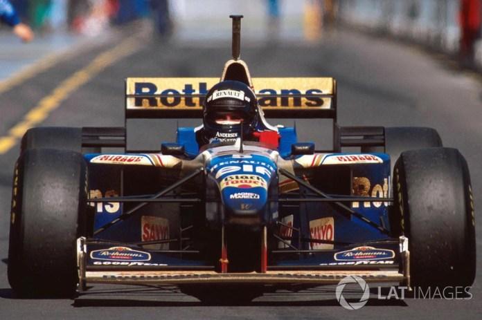 GP de Australia de 1996