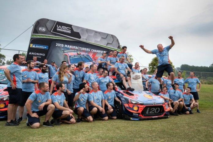 WRC-Rally de Australia 2019