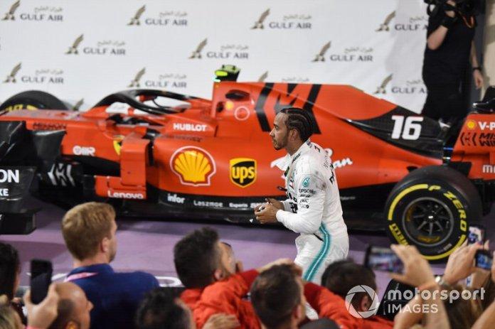 74 - GP de Bahrein 2019, Mercedes