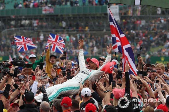 GP de la Gran Bretaña, Lewis Hamilton, Mercedes