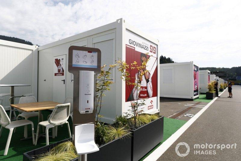 L' Hospitality Alfa Romeo Racing
