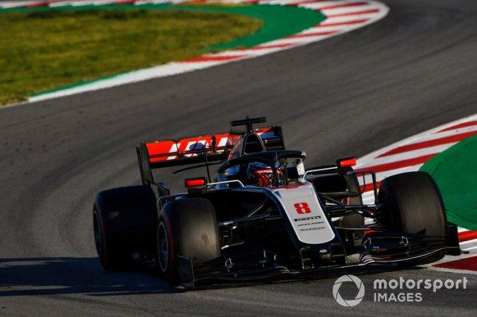 13º Romain Grosjean, Haas VF-20: 1:17.037 (con neumáticos C4)