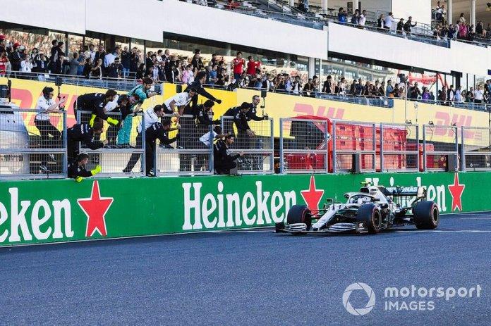 GP de Japón 2019: un error que cambia el top 10