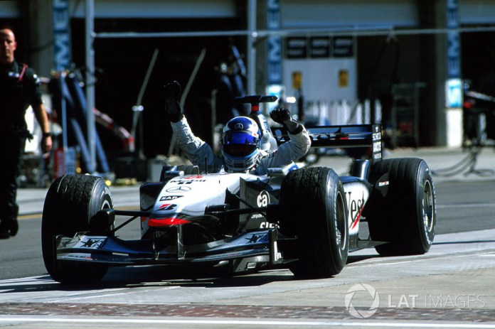 2001 GP de Estados Unidos
