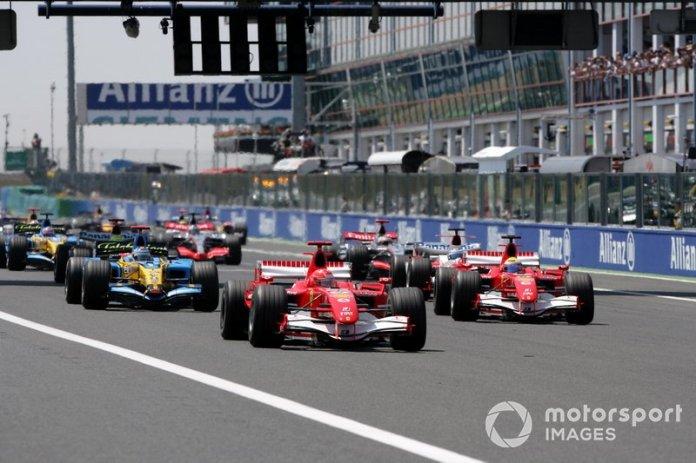 Mayor número de victorias en una misma carrera: GP de Francia con 8