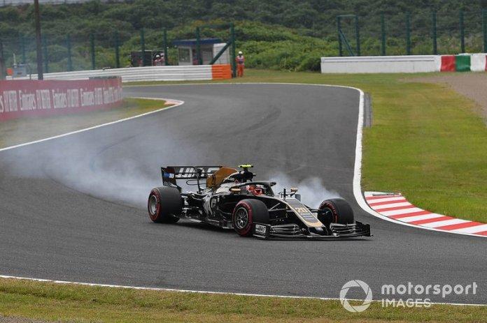 17 - Kevin Magnussen, Haas F1 Team VF-19