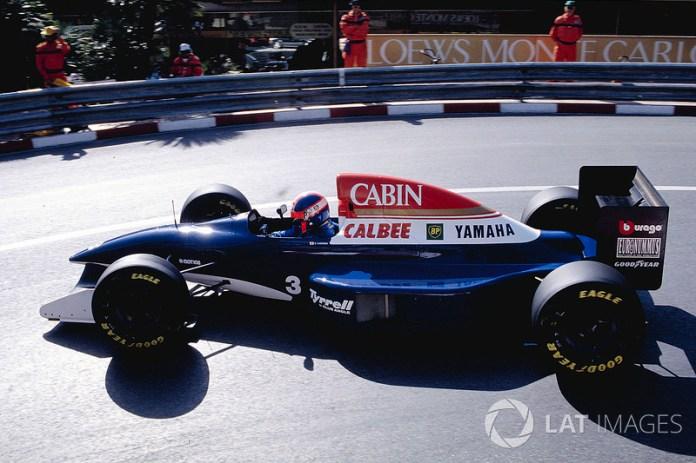 Tyrrell 020C (1993)
