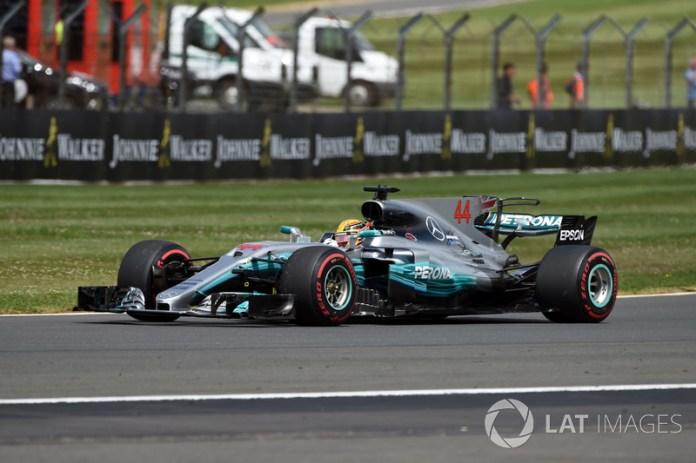 Mercedes - Temporada 2017