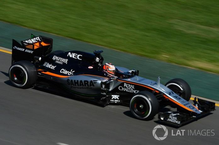 2015: Force-India-Mercedes VJM08