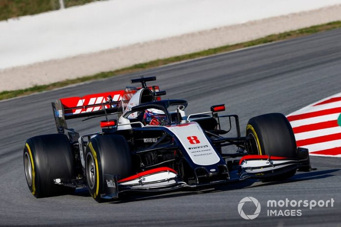 20º Romain Grosjean, Haas VF-20: 1:18.496 (con neumáticos C3)