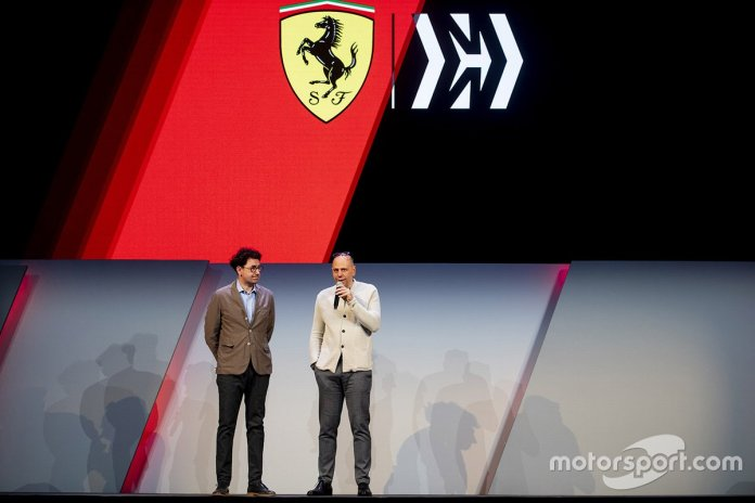 Escenario Ferrari