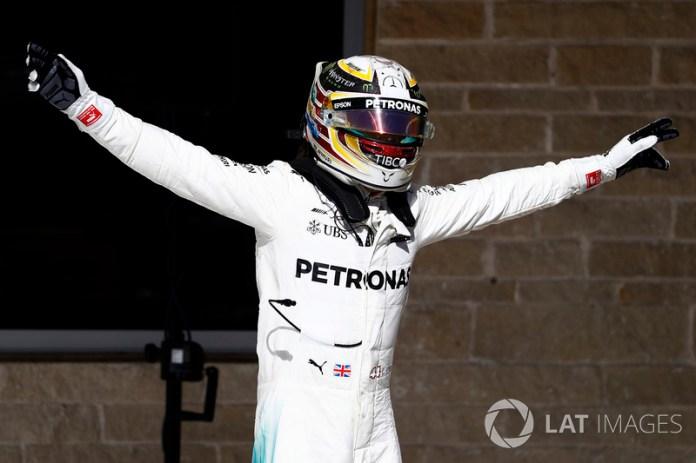 62 - GP de Estados Unidos 2017, Mercedes