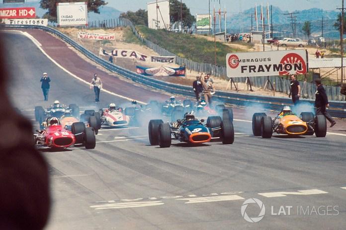 31: Chris Amon, Ferrari 312