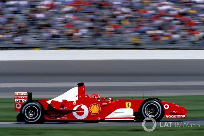 2003 Gran Premio de los Estados Unidos