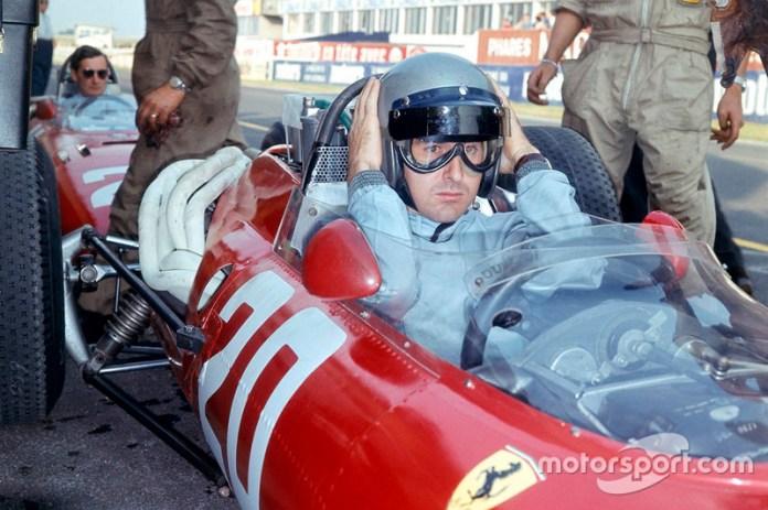 29: Lorenzo Bandini, Ferrari 312