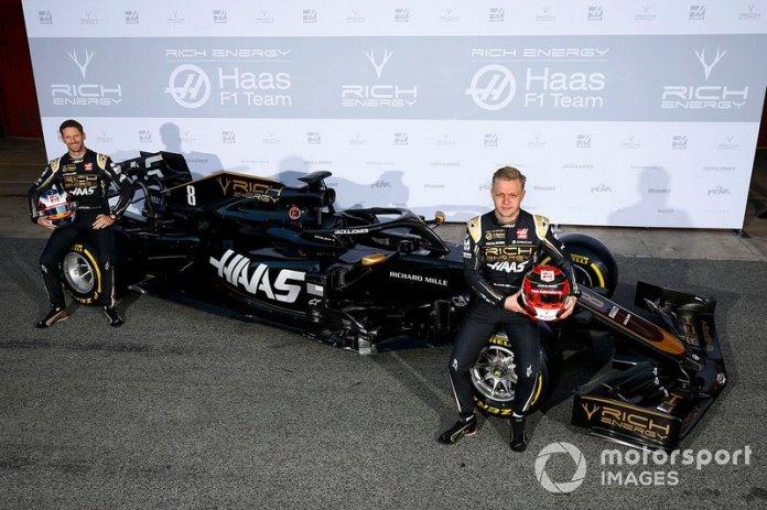 Presentación del Haas VF-19