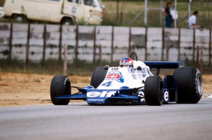 Tyrrell 008 (1978)