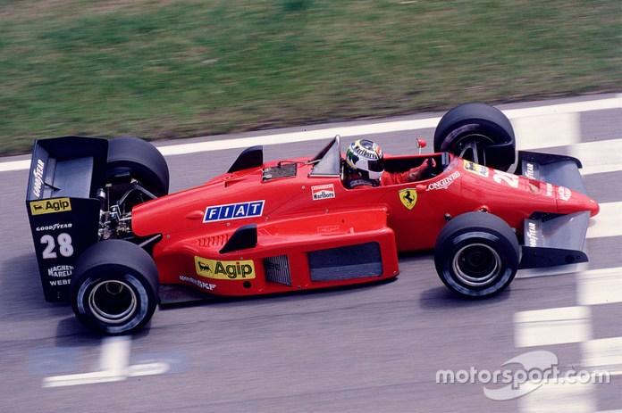 1986: Ferrari 156/85