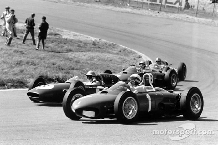 1961-1962: Ferrari 156 (frente)