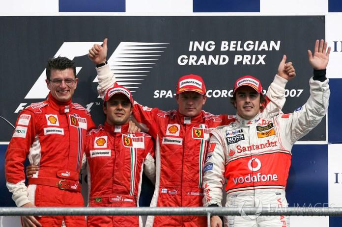 Gran Premio de Bélgica de 2007