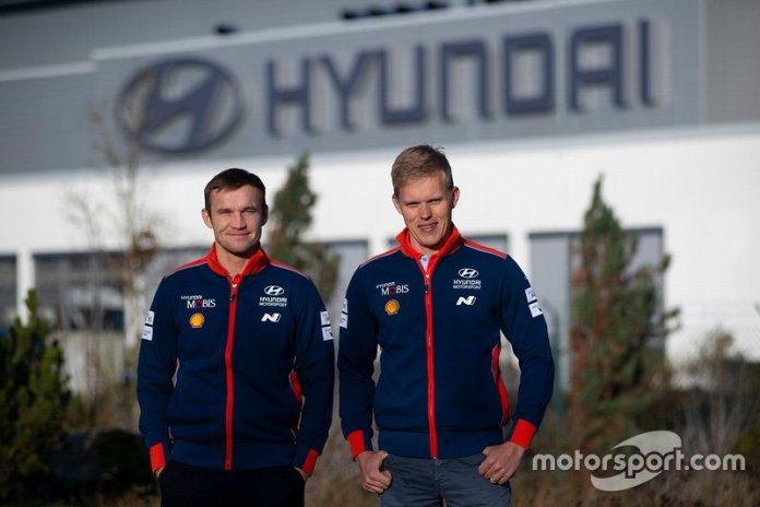 ¿Ganará Ott Tanak el título con Hyundai?