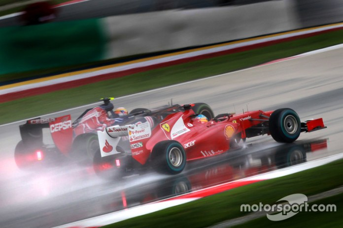 2012 Malaysian Grand Prix