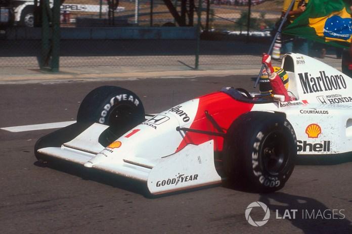 1992 GP de Hungría