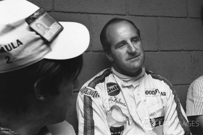 42: Denny Hulme, McLaren