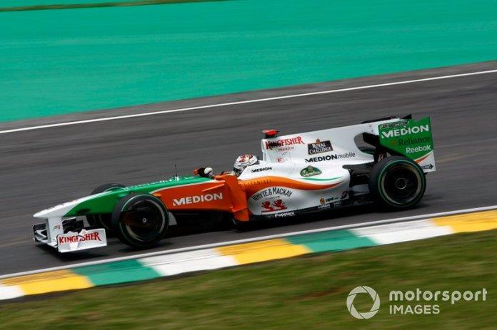 2009: Force-India-Mercedes VJM02