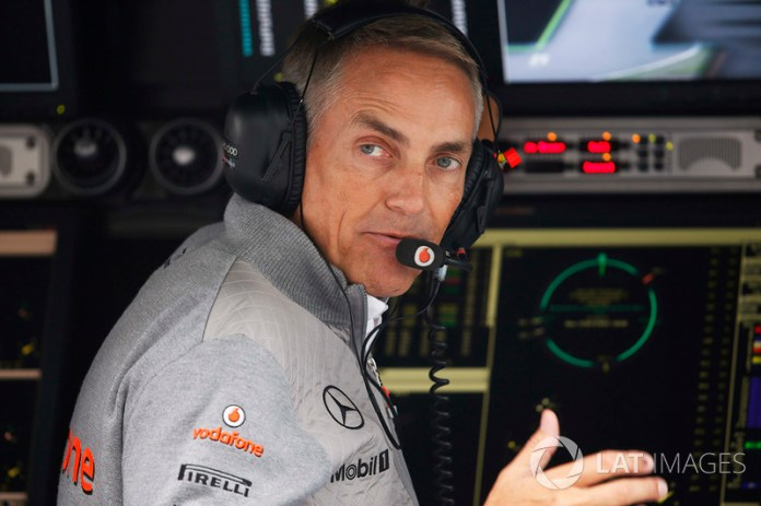 "In 2012, Whitmarsh did not see Hamilton's decision to leave McLaren to leave Mercedes, saying it would be ""a mistake"""
