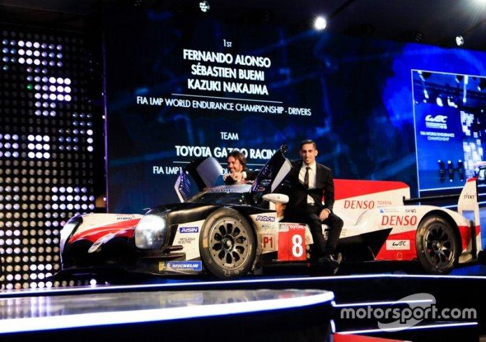 Sebastien Buemi y Fernando Alonso