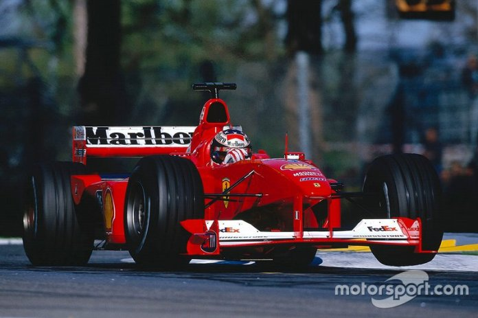2000 Gran Premio de San Marino