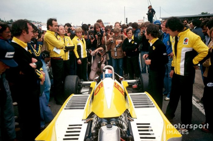 53: Jean-Pierre Jabouille, Renault RS11