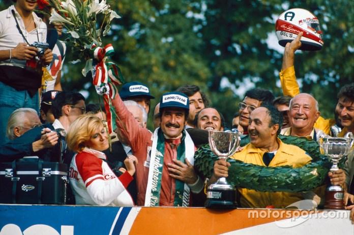 1975: Clay Regazzoni, Ferrari 312T